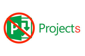 #NoProjects