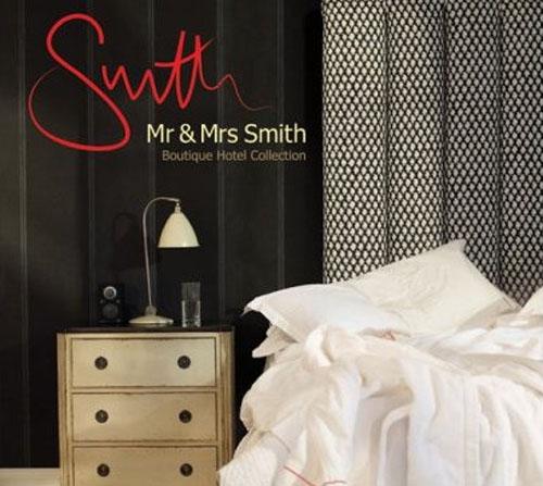Mr & Mrs Smith book