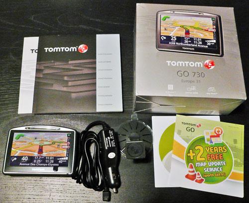 TomTom GO 730