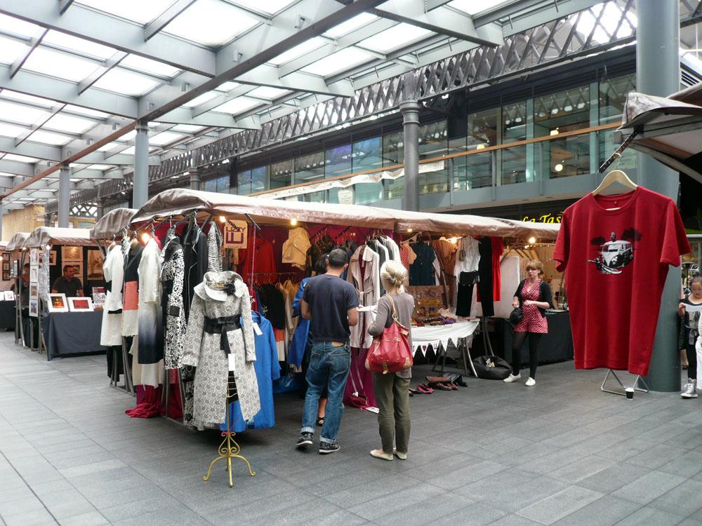 Spitalfields – Fashion stool