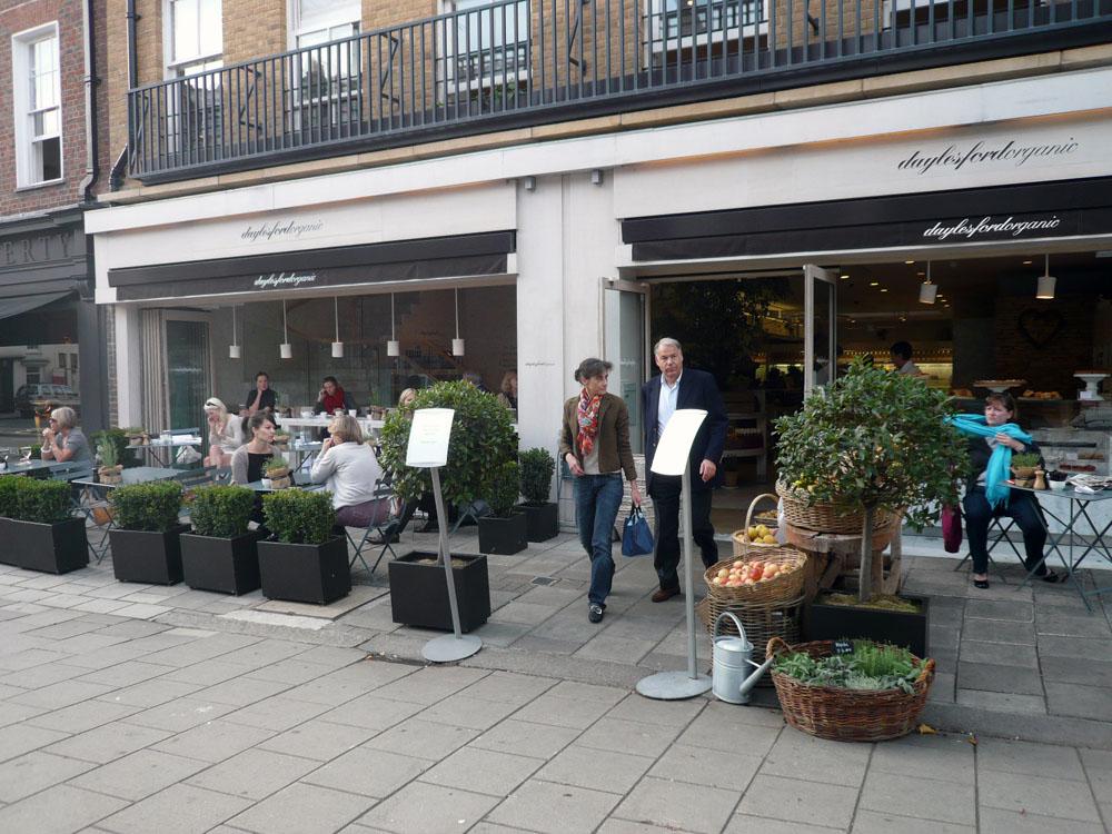 Daylesford Organic Cafe @ Pimlico Road