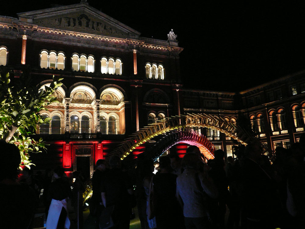 V&A Party
