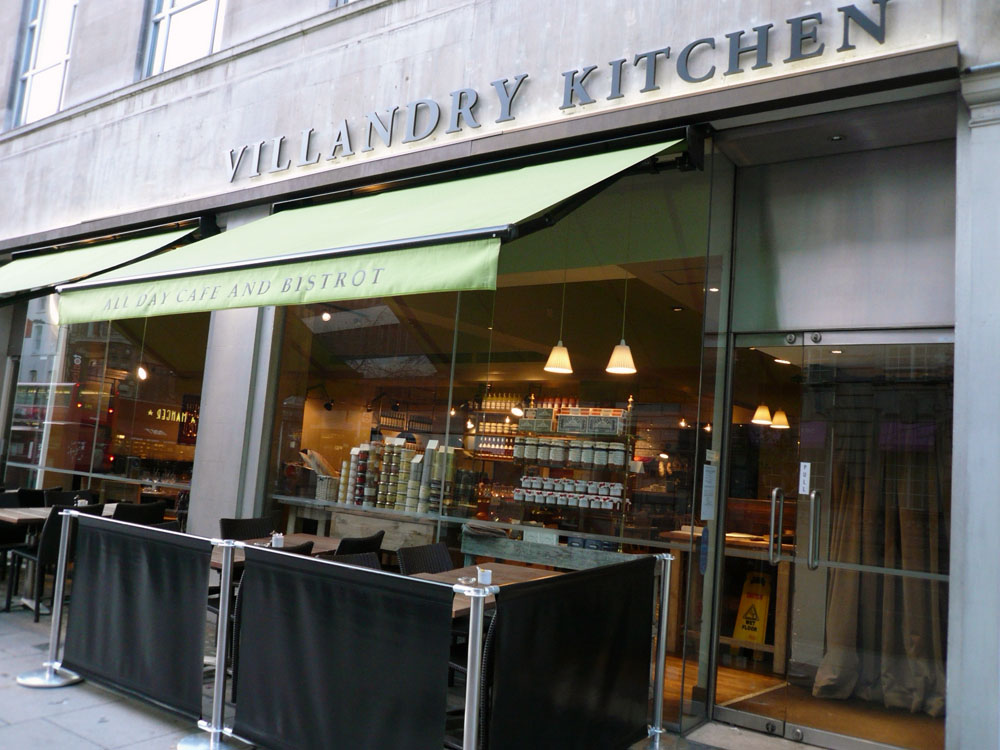 Villandry Kitchen