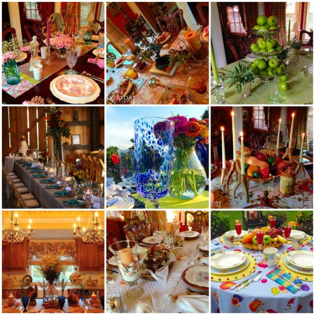 The Ultimate Tablescape Tuesday