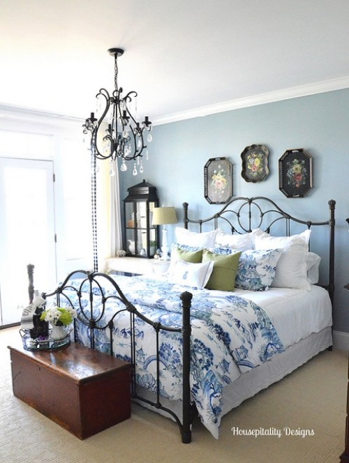 Bring On The Blue and White! - Everyday Living