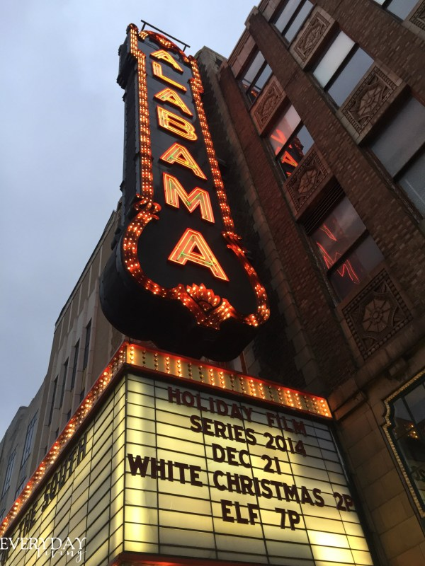 Image Result For Alabama Theater Christmas Movies Tickets