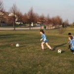 Soccer starting
