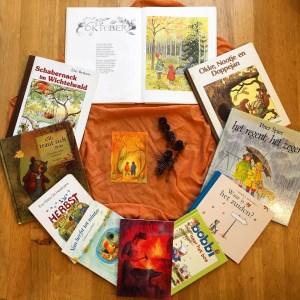 Boekjes voor de herfst