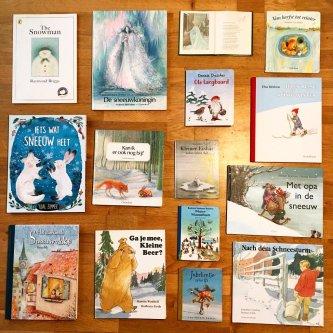 Winter inspiratie boeken
