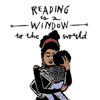 Reading is a window intercultureel waldorf