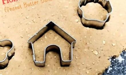 Pumpkin Peanut Butter Banana Homemade Dog Treats