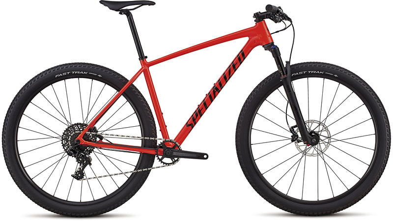 Specialized Announces New Chisel XC Hardtail
