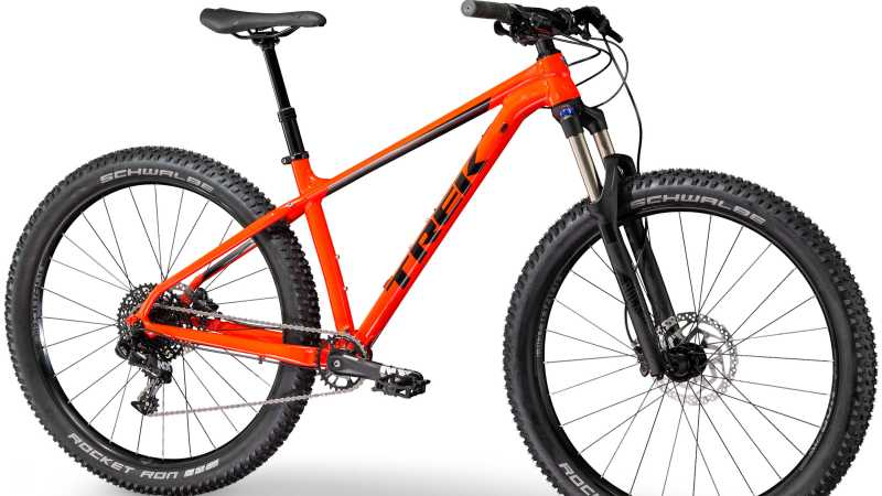Trek releases its first hardtail 27.5+ trail bike: The Roscoe
