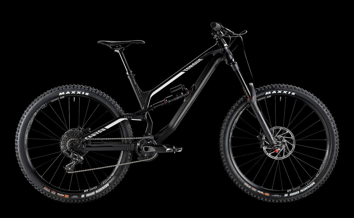 Canyon Unveils the 175mm Travel Aluminum Torque