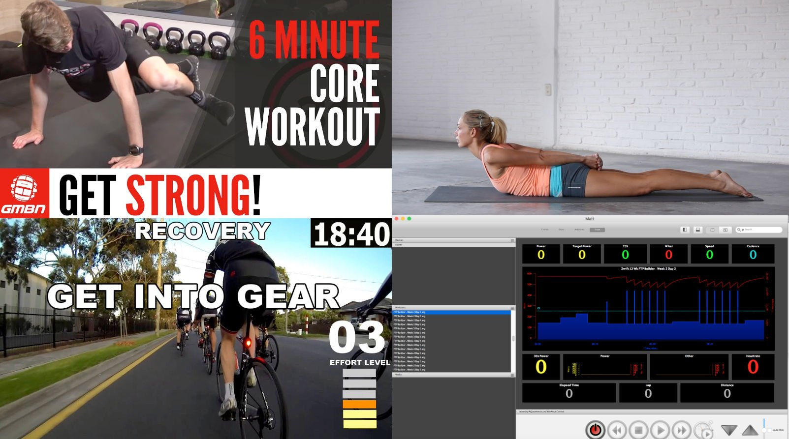 5 Tools and Workouts to Get in Your Off-Season MTB Training