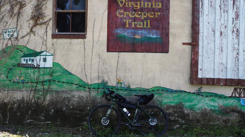 Trail Review: The Virginia Creeper Trail