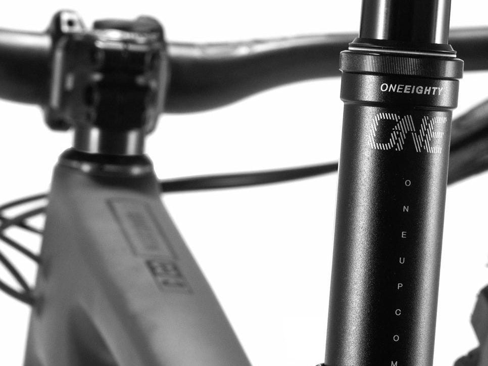 OneUp's V2 Dropper Gives Wider Range of Options