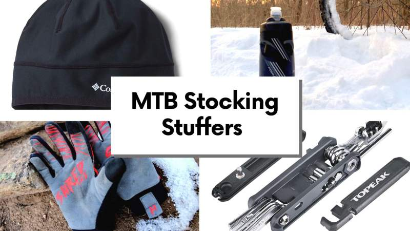 5 Mountain Bike Stocking Stuffers