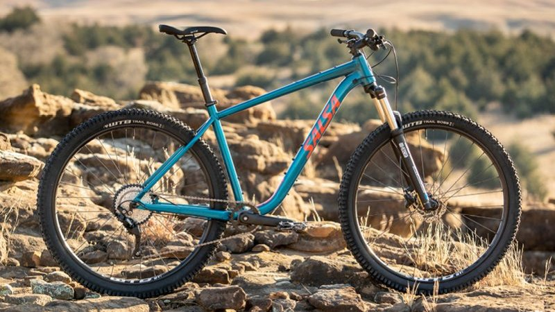 Salsa Introduces New Rangefinder Hardtail