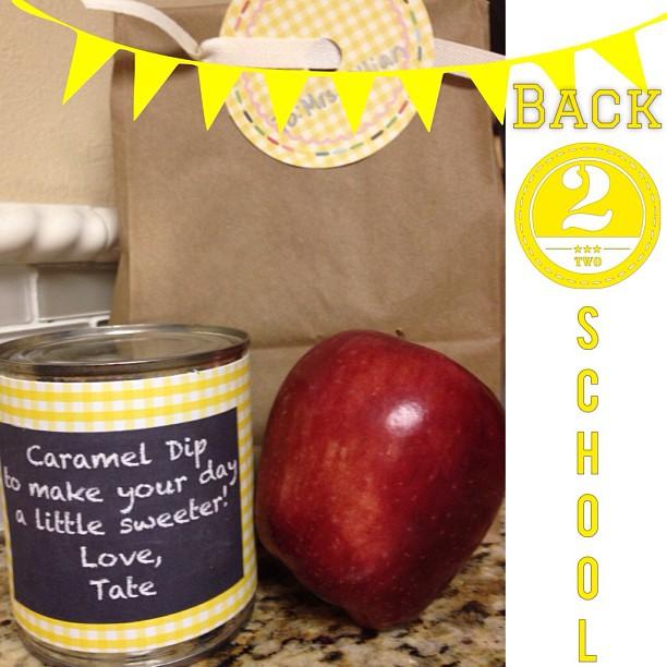 Crock Pot Caramel Dip Recipe