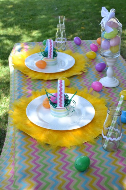 Easter Table Decor Everyday Party Magazine