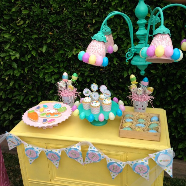 Easter Party by LAURA'S little PARTY Everyday Party Magazine