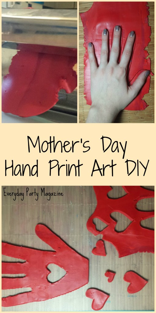 Everyday Party Magazine Mother's Day Gift DIY