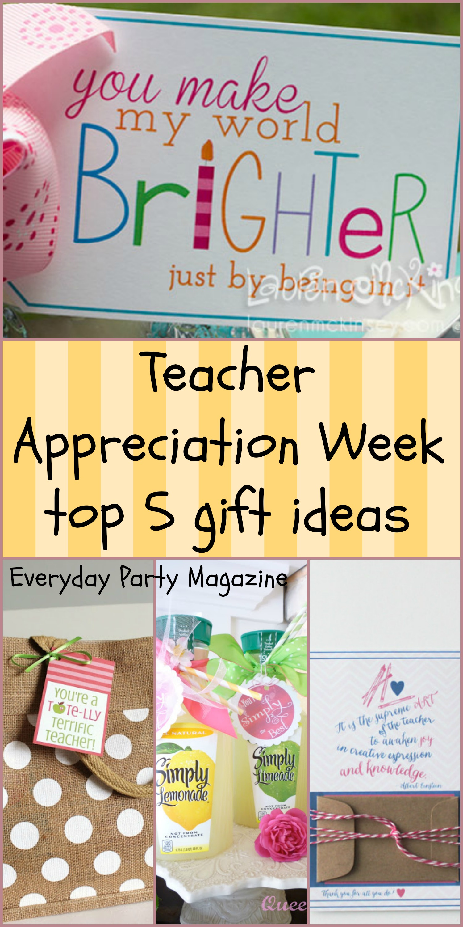 Top 5 Teacher Appreciation Ts