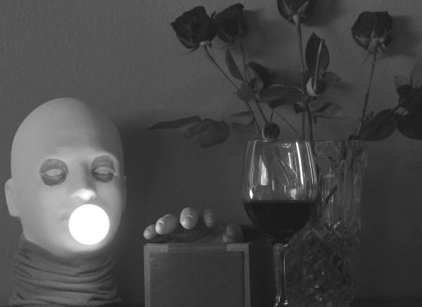 Everyday Party Magazine Halloween Lamp DIY