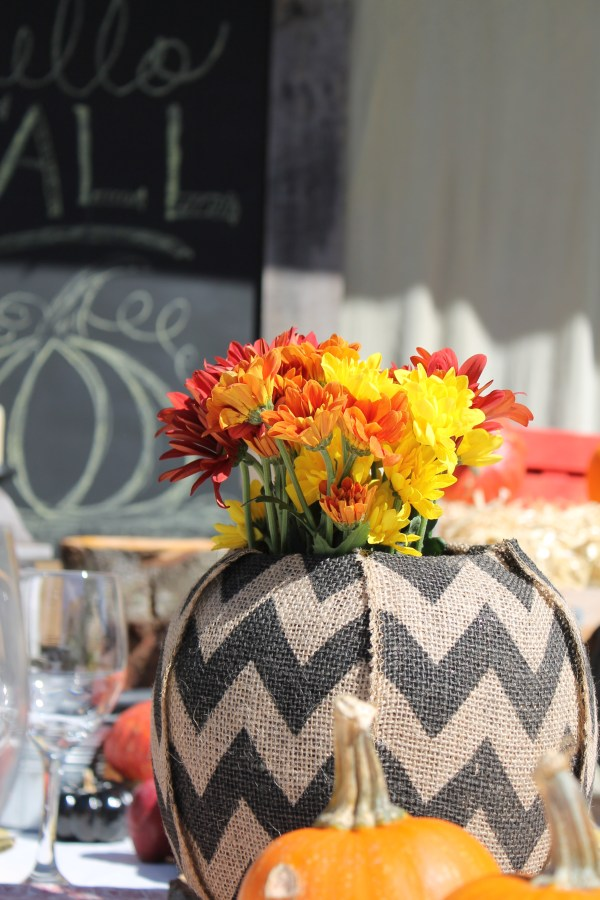 Everyday Party Magazine Fall Tablescape Challenge