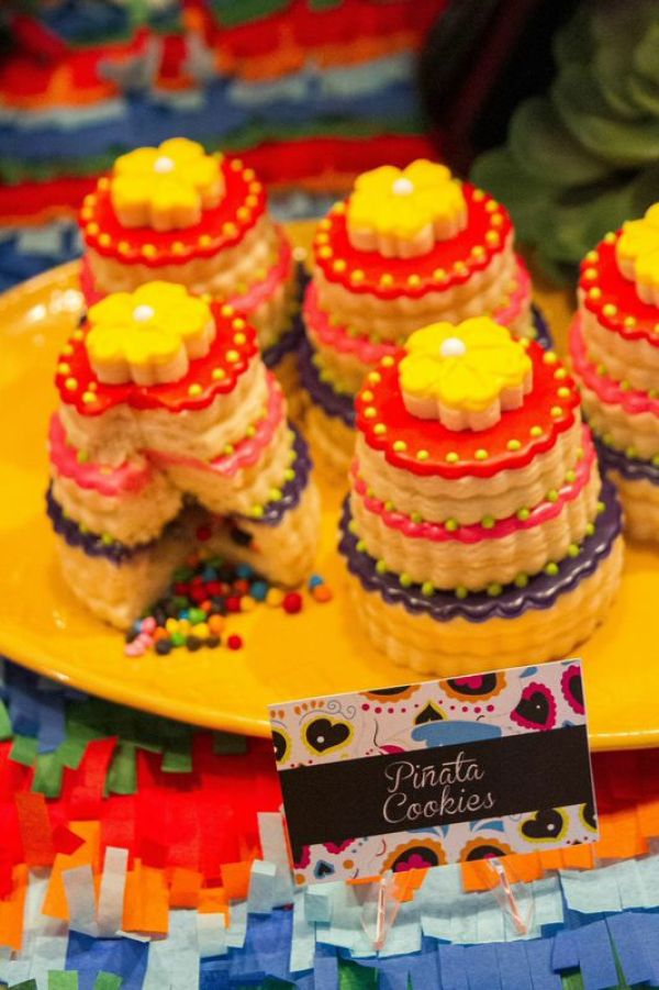 Everyday Party Magazine Book of Life Party By In Flight Ideas