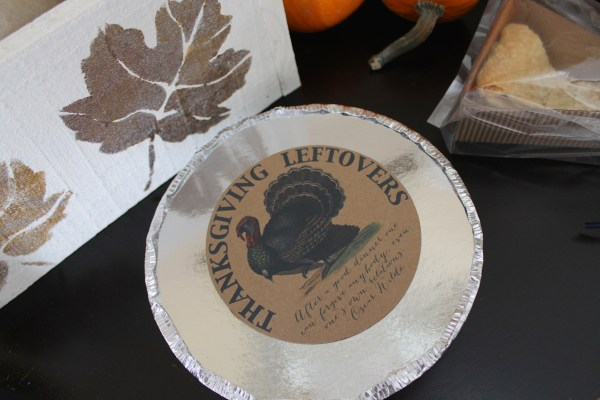 Free Thanksgiving Leftover Printable Everyday Party Magazine