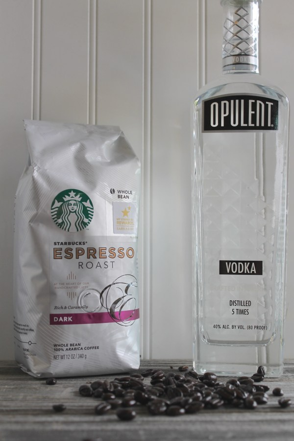 Everyday Party Magazine Espresso infused Vodka