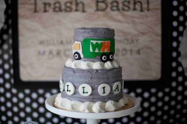 Garbage Truck Party by Lauren Haddox Designs Everyday Party Magazine