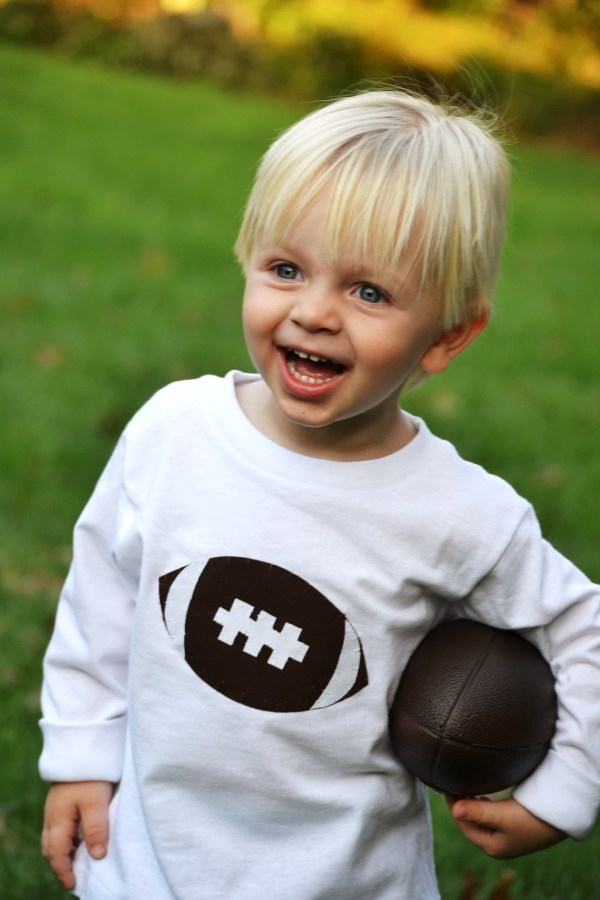Everyday Party Magazine Football Party Sweet Threads Clothing Co