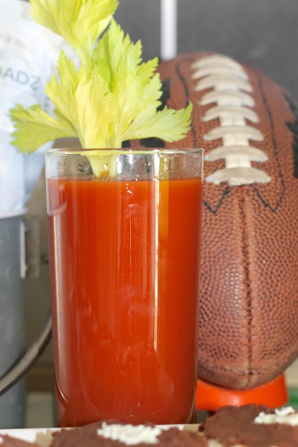 Everyday Party Magazine Super Bowl Mocktail