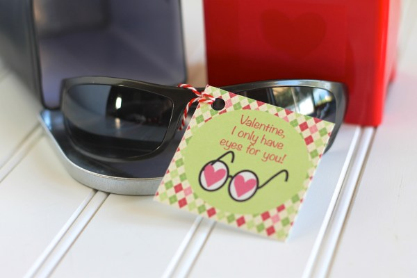 Valentine, I only have eyes for you! Everyday Party Magazine