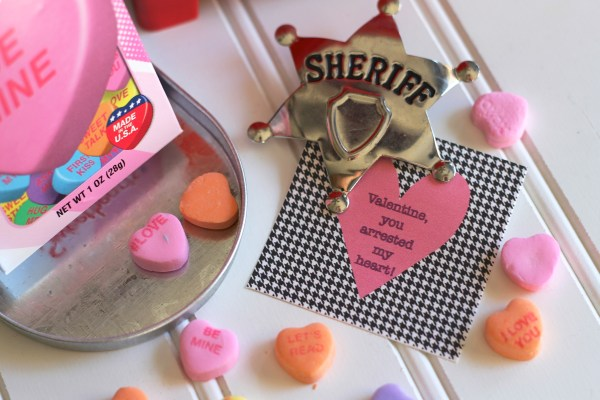 Valentine, You Arrested My Heart Everyday Party Magazine