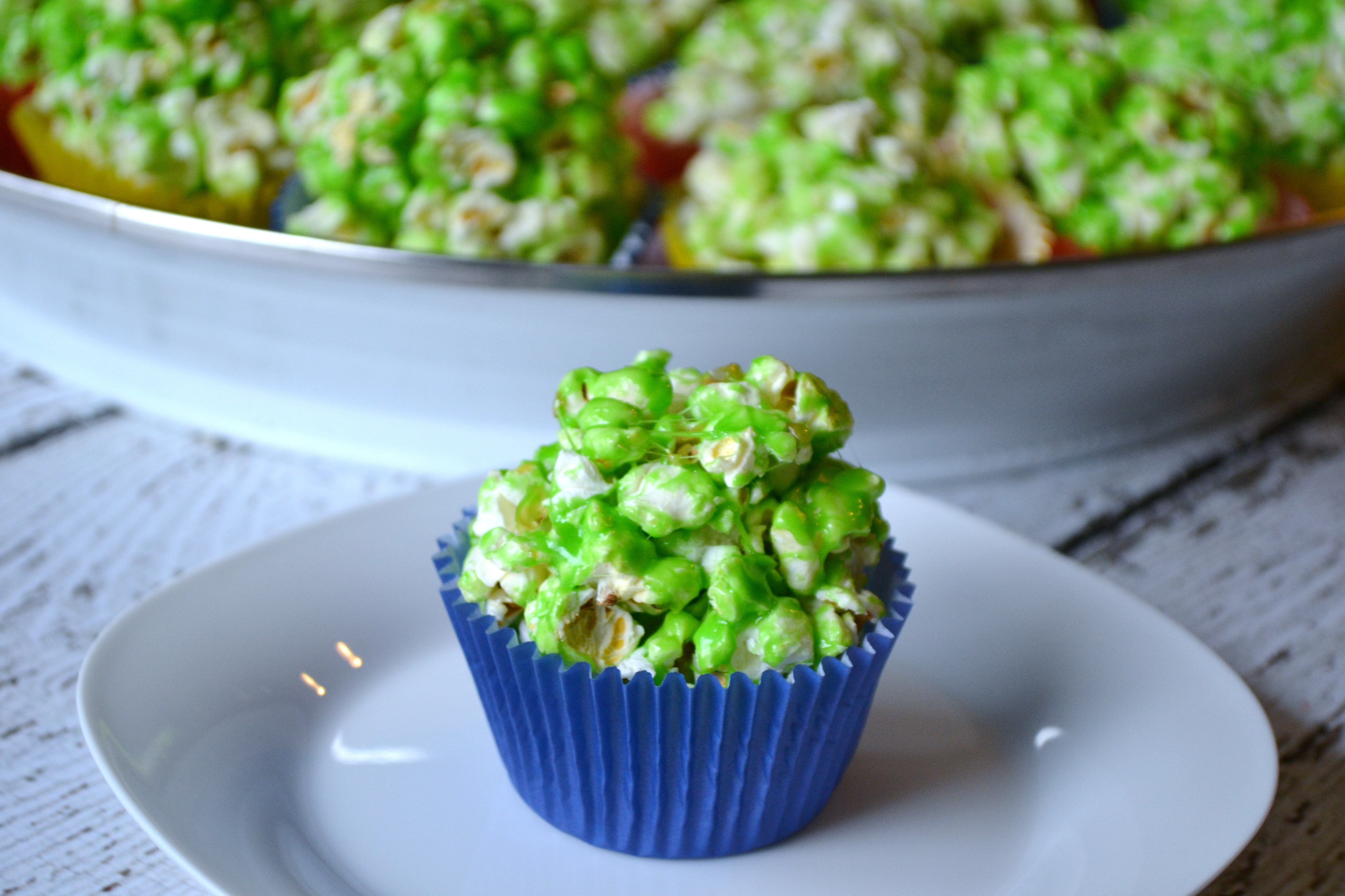 St. Patrick's Day Popcorn by SweetThreads Co. Everyday Party Magazine
