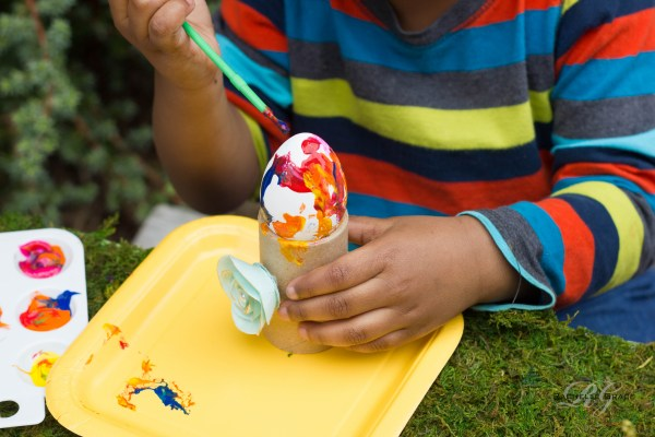 Easter Egg Decorating Party by A Sweet Touch by Rachelle Grace on Everyday Party Magazine