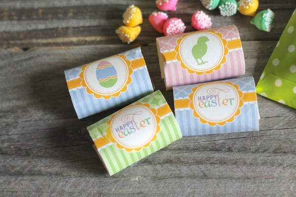Printable Easter Set from BluGrass Designs for Everyday Party Magazine