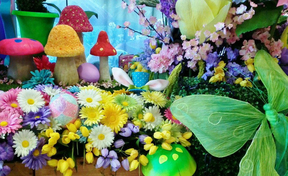 Mad Hatter Easter Tea Party by Mad Hatter Par-Teas on Everyday Party Magazine