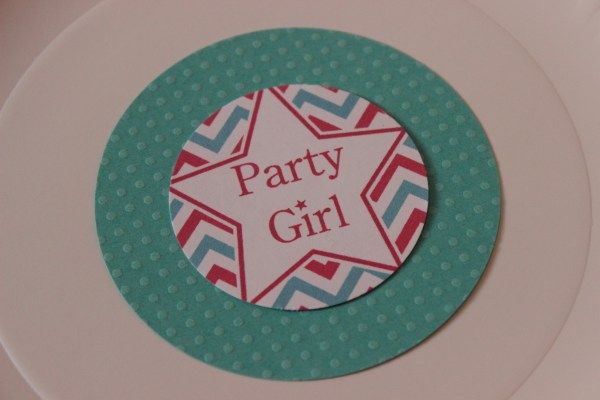 Girl Doll Party by Lizard N Ladybug on Everyday Party Magazine
