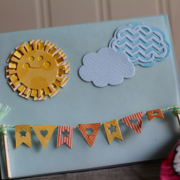 CardMaker Magazine and Sizzix Blog Hop on Everyday Party Magazine