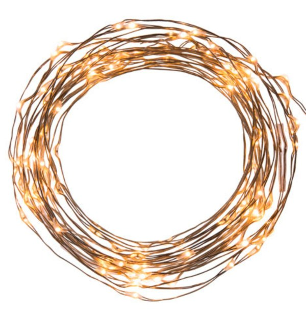 Rejuvenation LED String Lights on Everyday Party Magazine