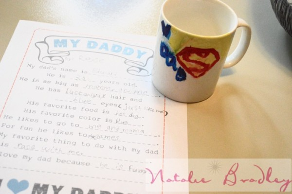 Father's Day Gift Ideas by Natalie Bradley Events on Everyday Party Magazine
