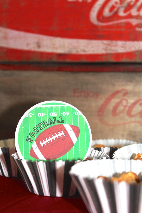 Everyday Party Magazine Free Football Party Printable