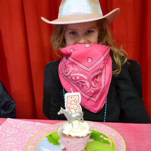 Giddy Up Cowgirl by Sunny by Design on Everyday Party Magazine