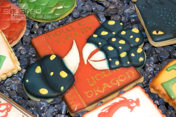 Everyday Party Magazine How to Train Your Dragon Party by Squared Party Printables