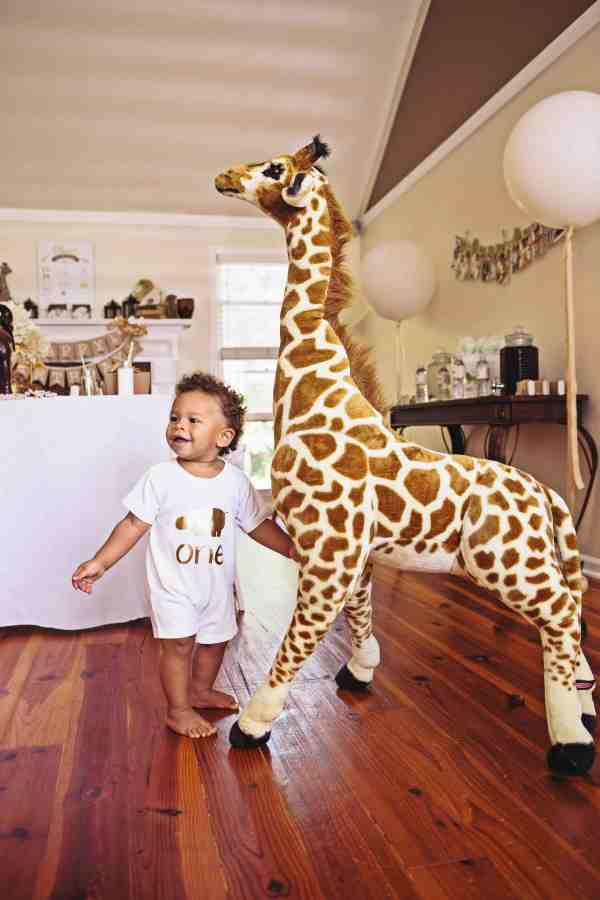 Everyday Party Magazine - Sweet Georgia Sweet Oliver's Safari